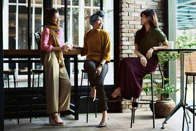 Koleksi Hijab Fashion Uniqlo