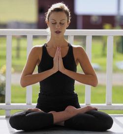 7.  Yoga