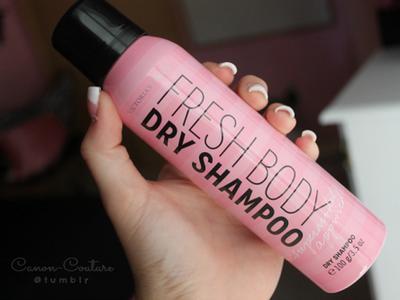 Manfaat Lain dari Dry Shampoo