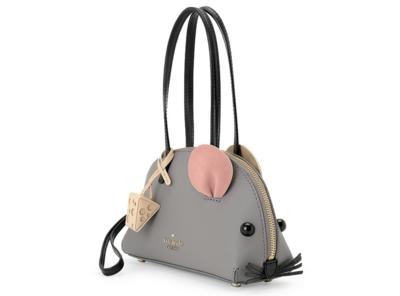 Koleksi Handbag Berbentuk Wajah Kucing dan Tikus
