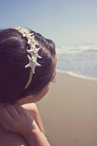 Aksesoris Bintang Laut Saat ke Pantai
