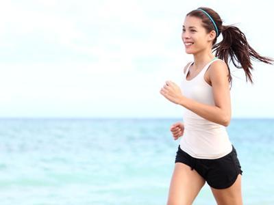 5.Berkeringat dan Berolahraga