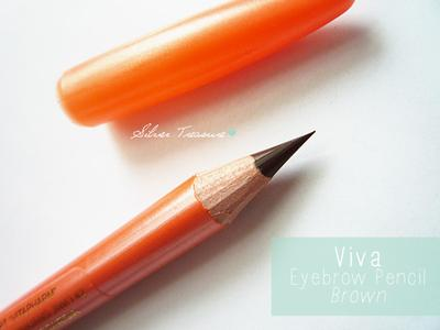 Viva Queen Eyebrow Pencil (Rp26.000)