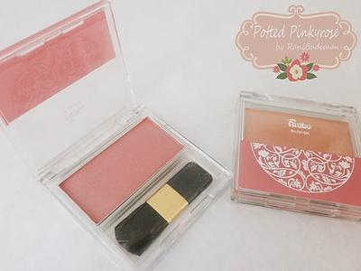 Fanbo Blush On (Rp25.000)