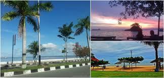 Destinasi Wisata Pantai Melawai di Balikpapan