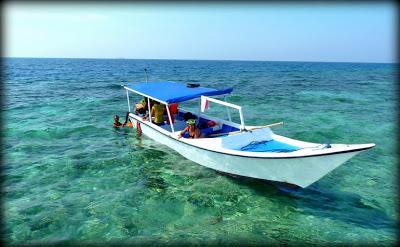 Akses Menuju Pulau Samalona