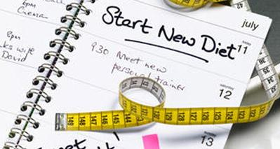 5 Kunci Sukses Menjalani Program Diet