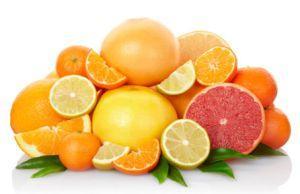 Konsumsi Buah Dengan Kandungan Vitamin C