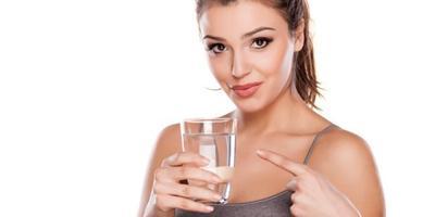 Rahasia Air Putih untuk Bantu Dapatkan Berat Badan Ideal