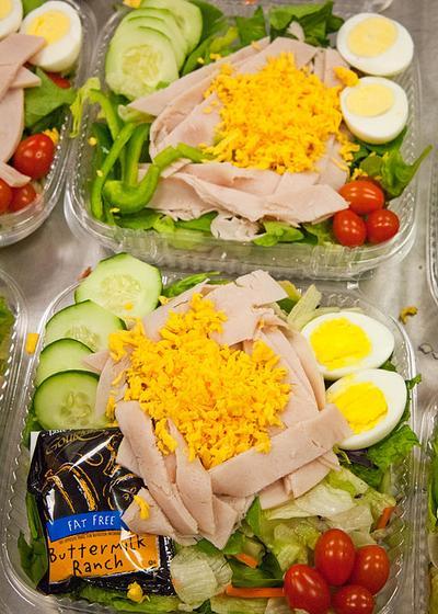 Makanan Sehat Untuk Diet Saat Makan Siang