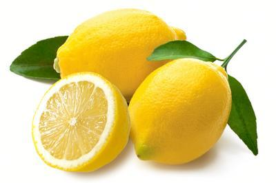 2. Perasan air lemon
