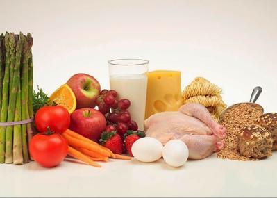 1. Konsumsi Makanan Bergizi