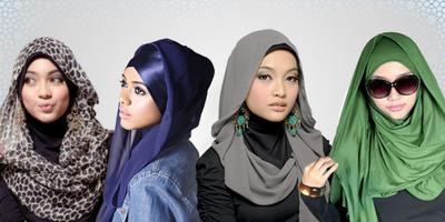 5. Cermat Memilih Bahan Hijab