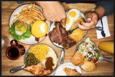 Makan Terlalu Sedikit & Terlalu Banyak