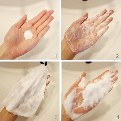 Cara Menggunakan Enzyme Cleanser