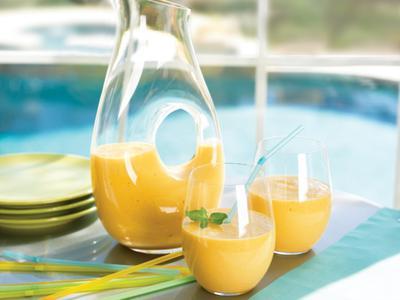 Mango Smoothies Surprise