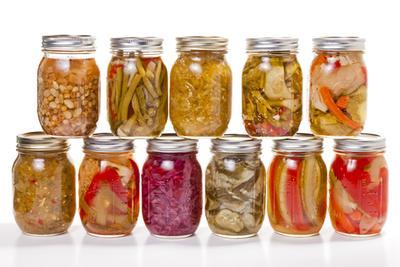 1. Makanan Fermentasi yang Masam