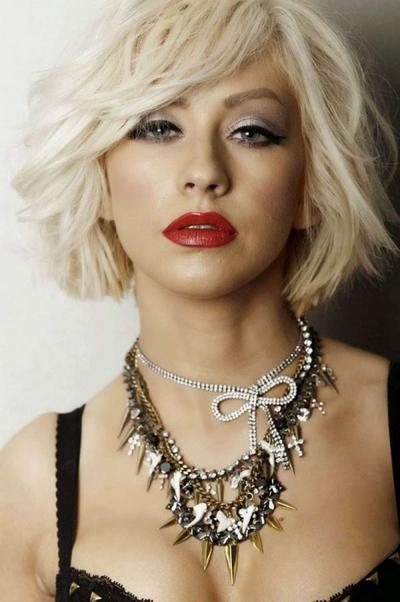 Diet Sukses Christina Aguilera