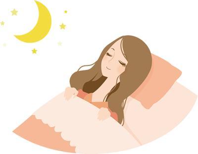 4) Tidur Lebih Nyenyak