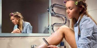 Cara Mencukur Bulu Kaki Dengan Alat Cukur Bulu