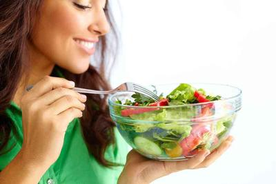 Makan Sayur Terlebih Dahulu