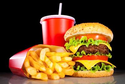 3) Fast Food