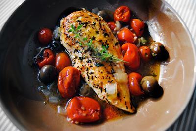 Serba-Serbi Diet Mediteranian