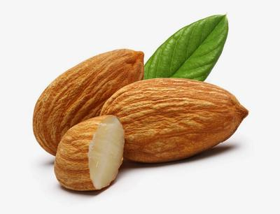 1. Kacang Almond
