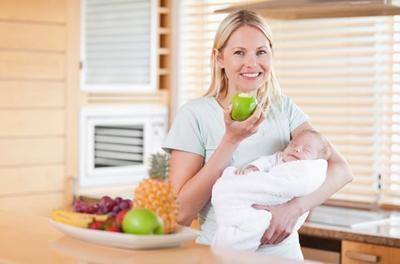 Diet Sehat Pasca Melahirkan (Bagian 2)