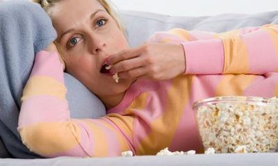 Menyadari Masalah Makan Saat Bosan