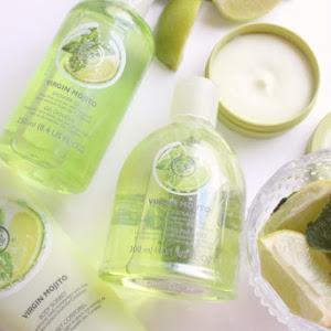 The Body Shop Tawarkan Sensasi Segar Virgin Mojito Dalam Produk Kecantikan