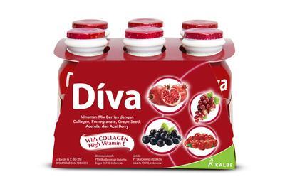 4. Diva Collagen Drink