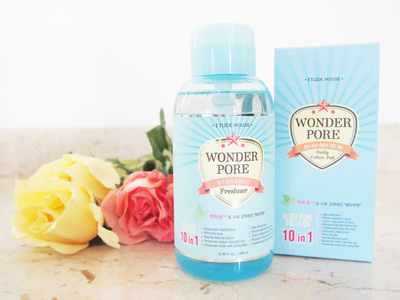1. Etude House Wonder Pore Freshner