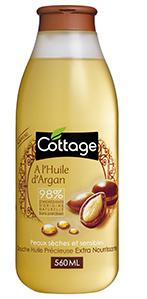 Cottage Extra Nourishing Precious Oil Shower