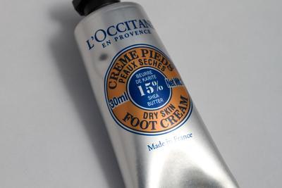 L'Occitane en Provence Shea Butter Foot Cream