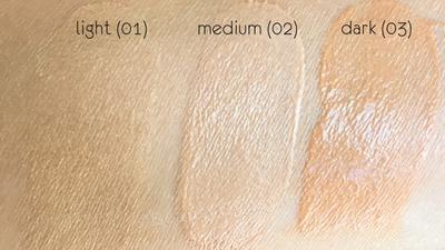 Tekstur dan Warna yang Lembut