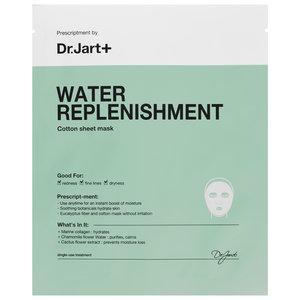 Review: Dr. Jart+ Water Replenishment Cotton Sheet Mask