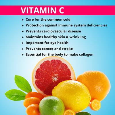 2. Vitamin C