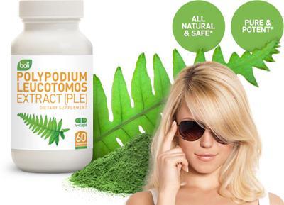 3. Polypodium Leucotomos Extract (PLE)