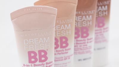 Review: Maybelline Dream Fresh BB Cream