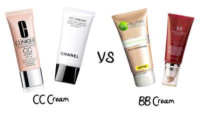 Ketahui Perbedaan BB Cream & CC Cream