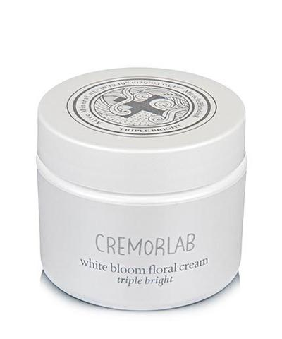 2. Cremorlab Triple Bright White Bloom Floral Cream