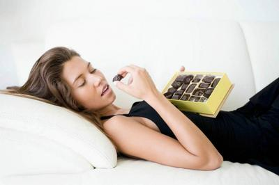 Cokelat Mampu Menurunkan Stres