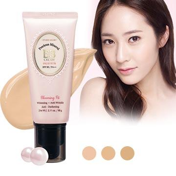 1. Etude House Precious Mineral BB Cream Blooming Fit