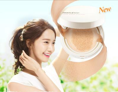 3. Innisfree Long Wear Cushion
