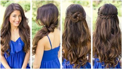 5 Tutorial Mempercantik Rambut Panjang