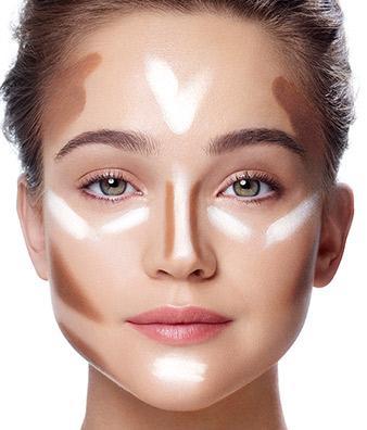 Cara Mudah Membuat Contouring Wajah