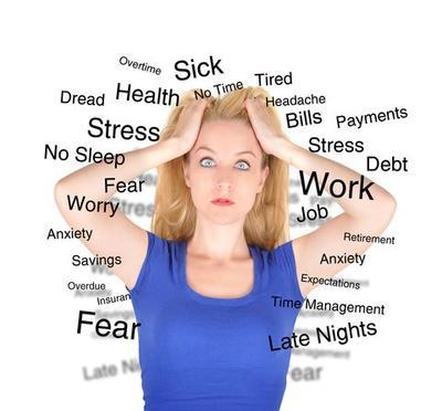 Gaya Hidup Mampu Memicu Stres