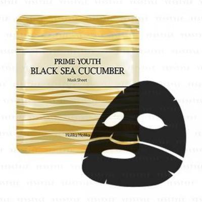 Prime Youth Black Sea Cucumber Mask Sheet