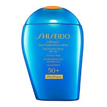 Shiseido Ultimate Sun Protection Lotion WetForce